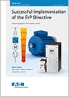 Whitepaper on the ErP-Directive