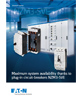Maximum system availability thanks to plug-in circuit-breakers NZM3-SVE_Brochure [EN]